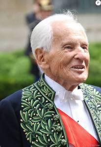 Jean d'Ormesson de l'Académie Française