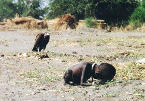 lenfant-et-le-vautour